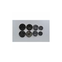 Burundis 4 monetų rinkinys
